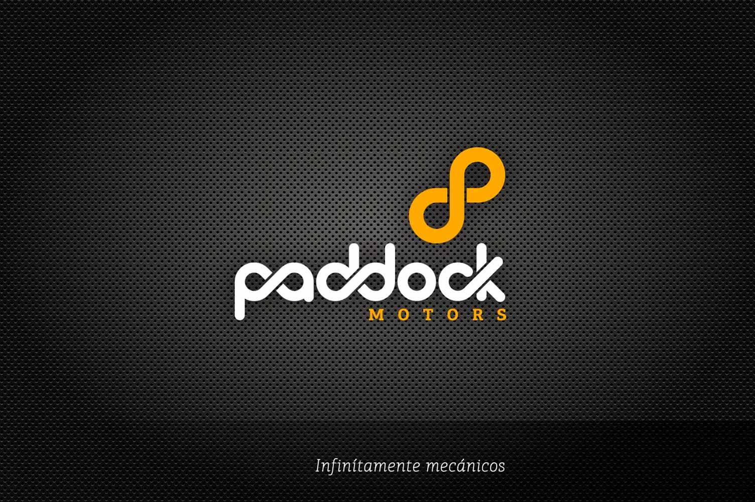 Imagen de marca aplicada paddock