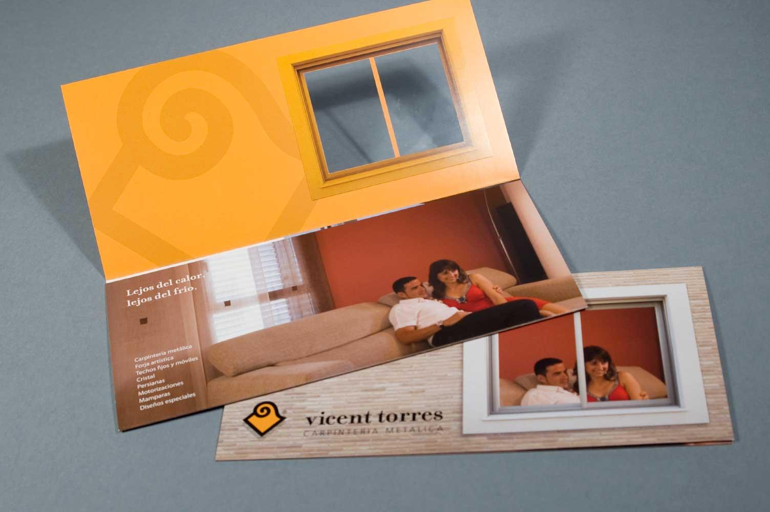 Publicidad directa sobre aislamiento térmico por Vicent Torres
