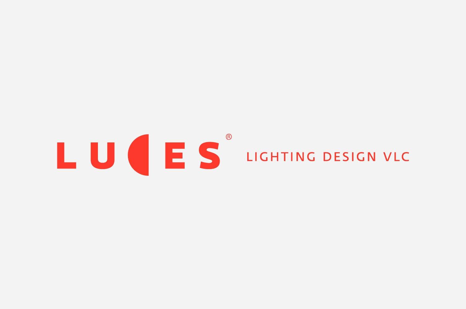 Diseño de logo Luces v2