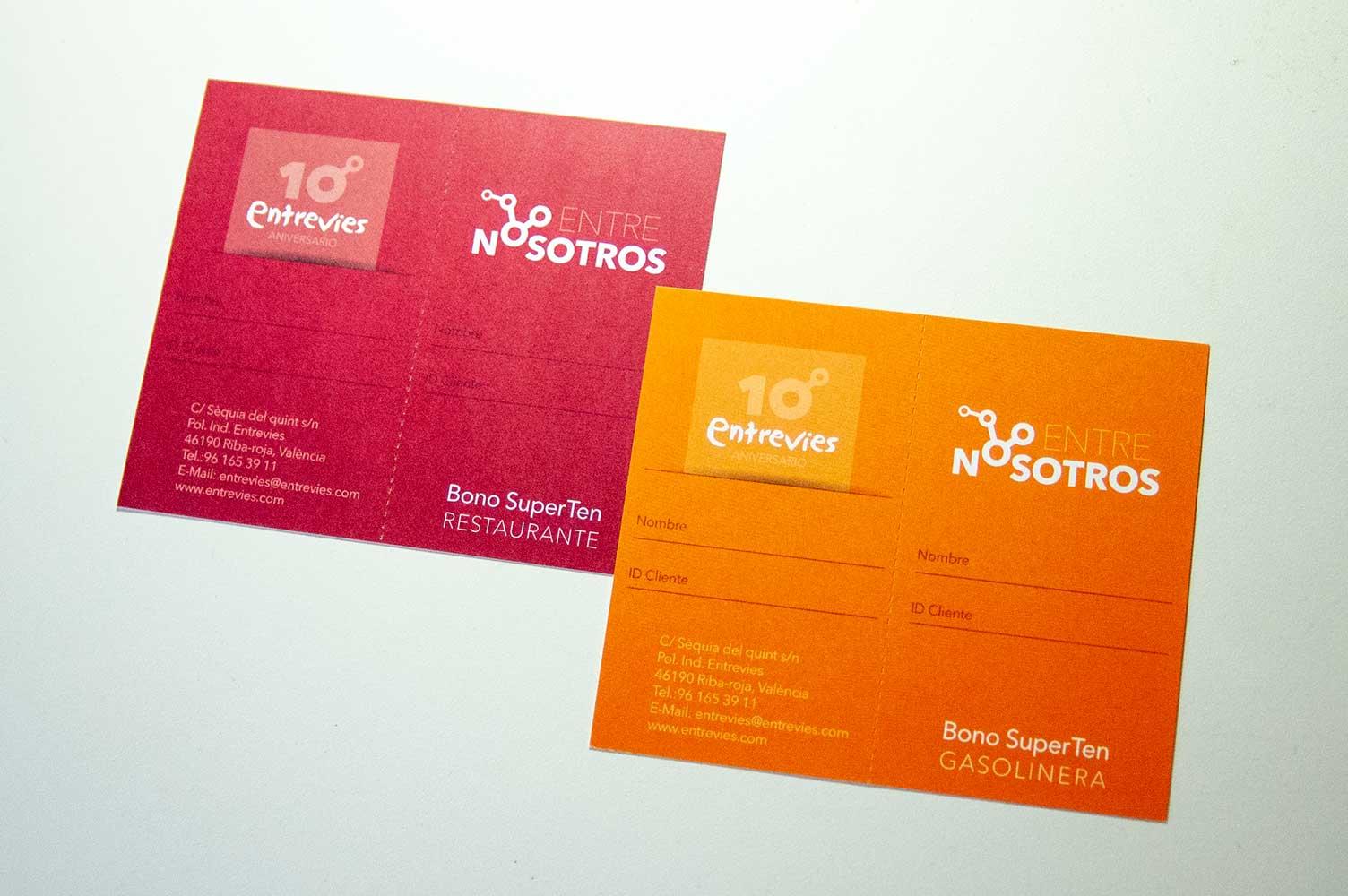 Bonos promocionales EntreNosotros